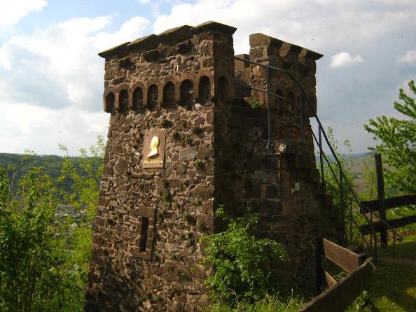 Bismarckturm Schoden