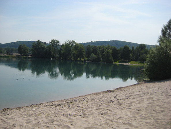 Baggersee Weingarten