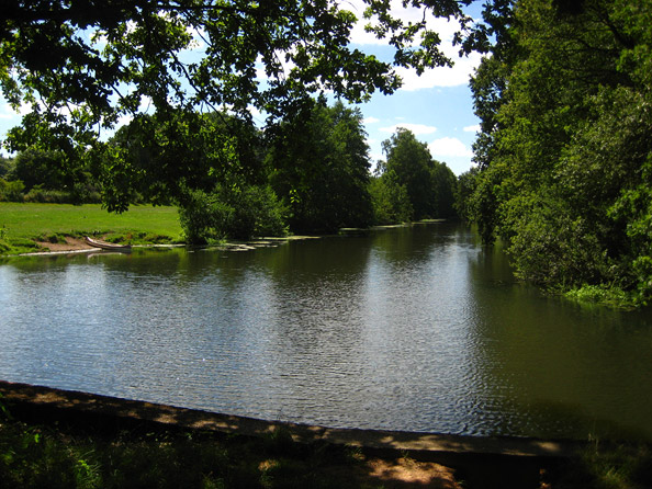 Panzergraben bei Waldmohr