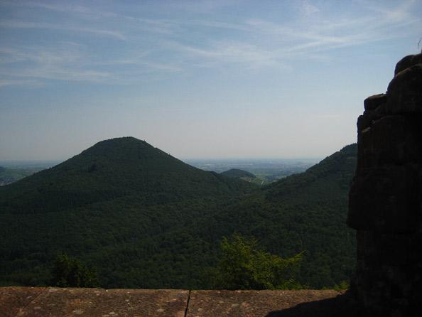 Blick von der Trifels