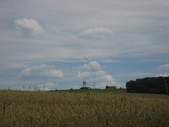 Ehem. Wasserturm Sangerhof