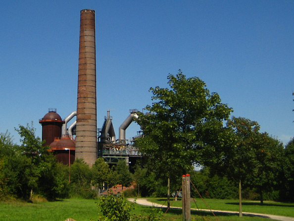 Altes Hüttenareal Neunkirchen