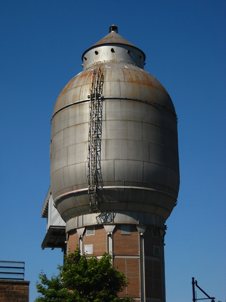 Wasserturm Hüttenareal Neunkirchen