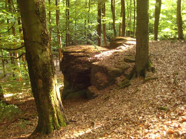 Naturdenkmal Hohler Stein
