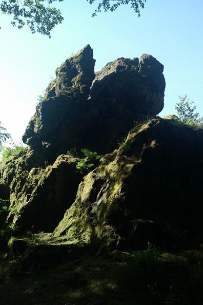 Naturdenkmal Grauer Stein