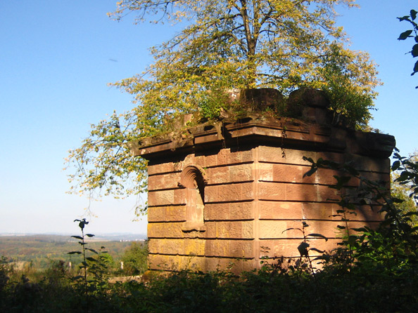 Ruine Alexanderturm