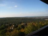 Blick vom Hoferkopfturm