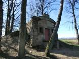 Historischer Wasserbehälter bei Mörsbach