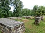 Mittelalterliche Ruine bei Zweibrücken-Niederauerbach