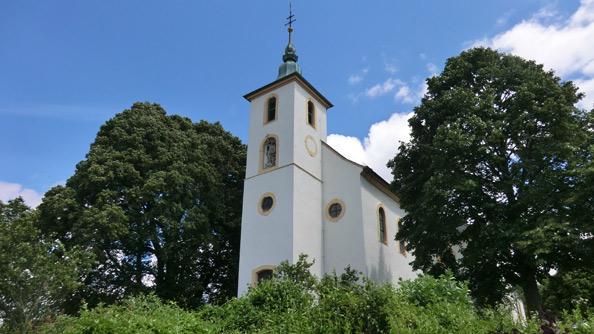 Michaelskapelle bei Untergrombach