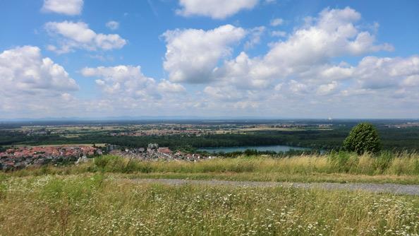 Blick vom Michaelsberg