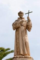 Denkmal des Priesters