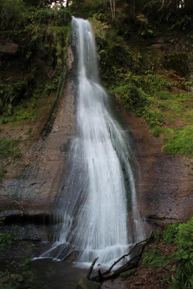 Sankenbachwasserfall, Foto: Anna Müller