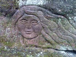 Relief beim Frauenbrunnen