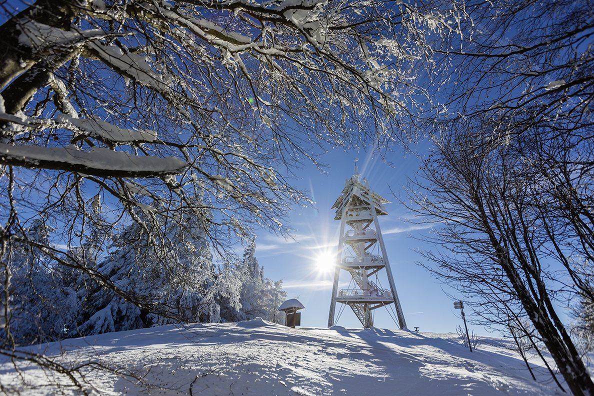 Schauinsland, Eugen-Keidel-Turm