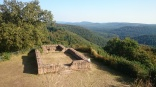 Burg Lemberg -  Ruine Burgkapelle