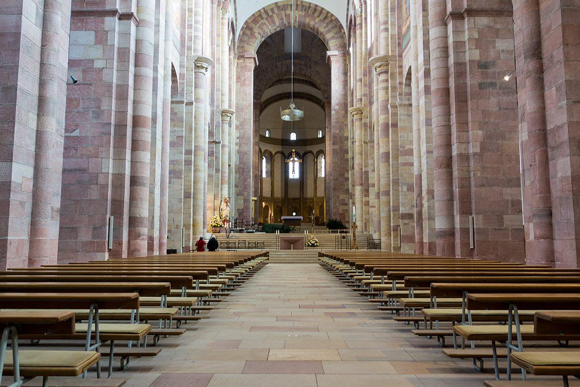 Kaiser- und Mariendom zu Speyer