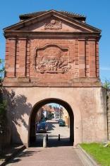 Landauer Tor aus dem 13. Jh.
