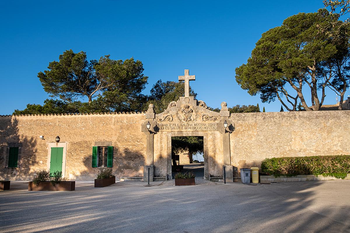 Kloster 'Santuari de Nostra Senyora de Cura'